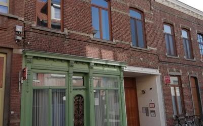 Het Broekkot Front view - Janseniusstraat 65 te leuven
