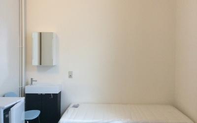 Het Broekkot - Sink and Bed