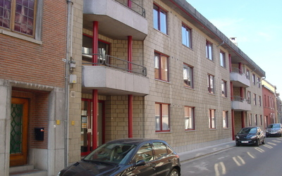 Domus Paludium front view- Janseniusstraat  45