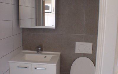 Domus Paludium room 18m² bathroom withour shower (DP0105 and DP0206)