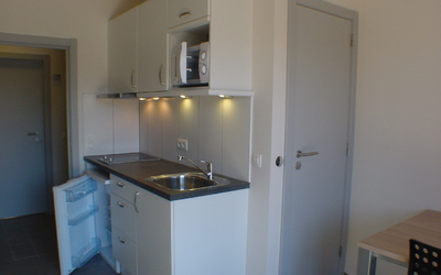 Domus Paludium room 18m² kitchen (DP0105 and DP0206)
