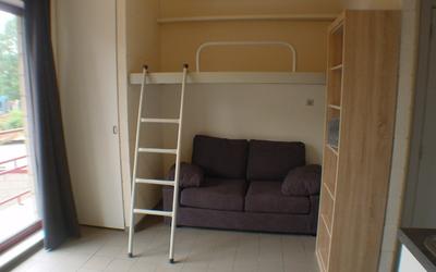 Domus Paludium room 18m² loft bed (DP0105 and DP0206)