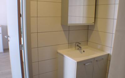 Domus Paludium FLAT 38m² bathroom sink