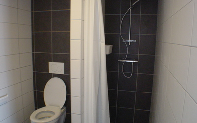 Domus Paludium FLAT 38m² bathroom toilet/shower