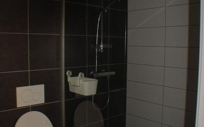 Domus Paludium standard studio 20m² bathroom
