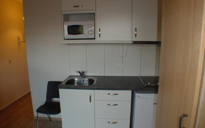 Domus Paludium room DP0201 kitchen