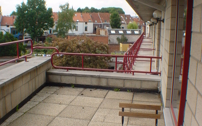 Domus Paludium room DP0201 terrace