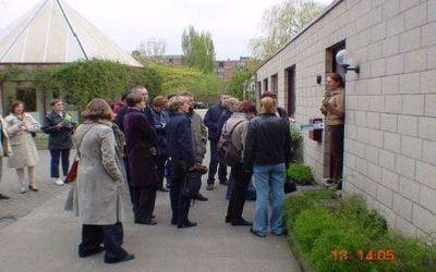 Kotweb.net - Office in the backside of student residence Domus Paludium - Janseniusstraat 49
