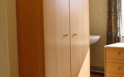 De Griffel room DG0303 wardrobe