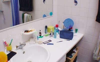 De Griffel studio DG0001 bathroom